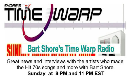 Bart Shore Sundsy Time Warp Request Show