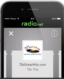 70s Great Hits on Radio.net