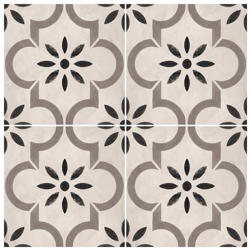 Quadrostyle - Encaustic vinyl flooring
