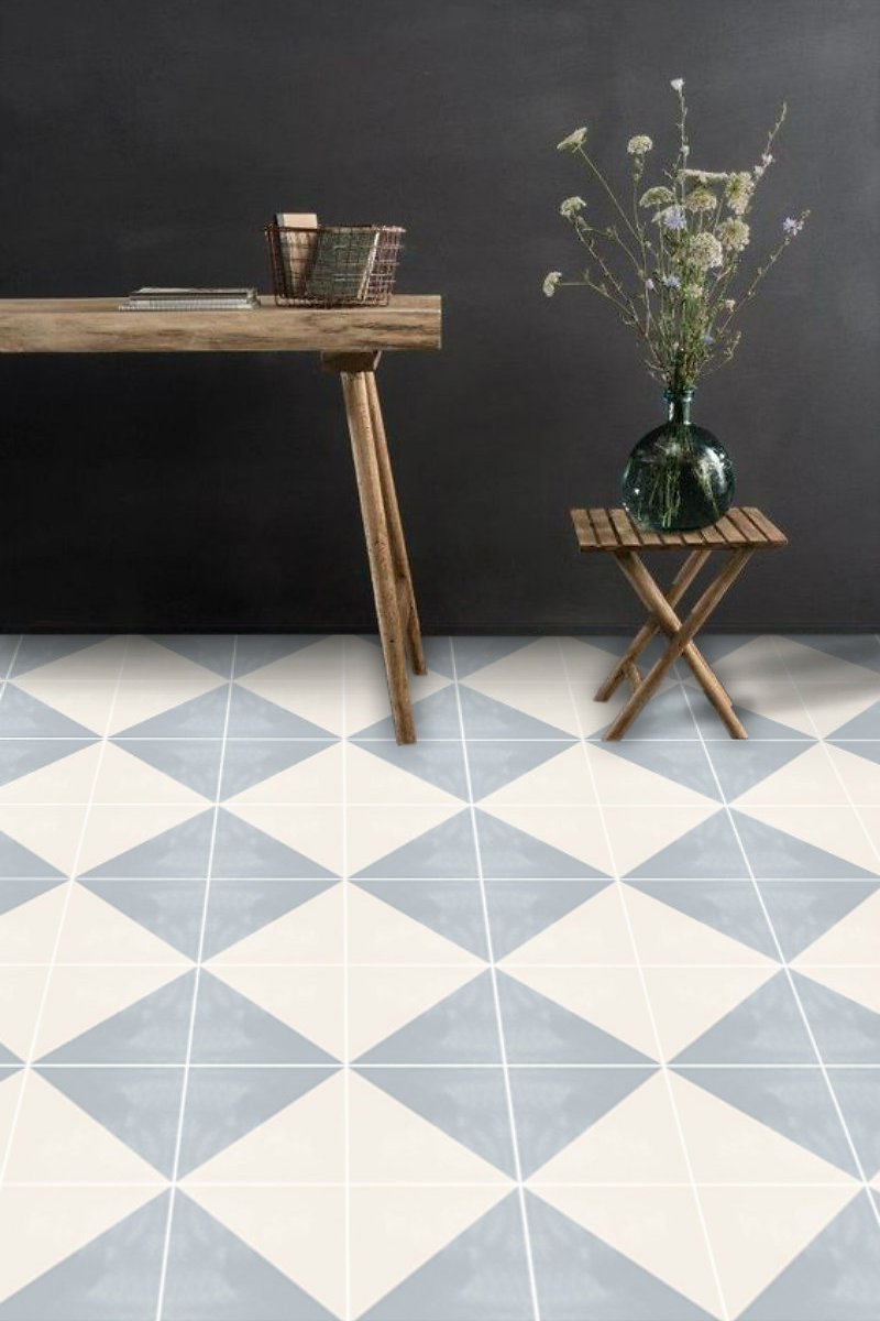 Tile decals quadrostyle vinyl floor tile sticker oslo grey quadrostyle offers you a new way to renovate your floors without hiring a tradesman our vinyl floor tile stickers are designed to cover your old floor dailygadgetfo Choice Image
