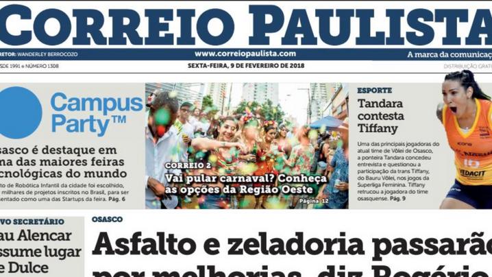 Correio Paulista destaca a MulitSchool