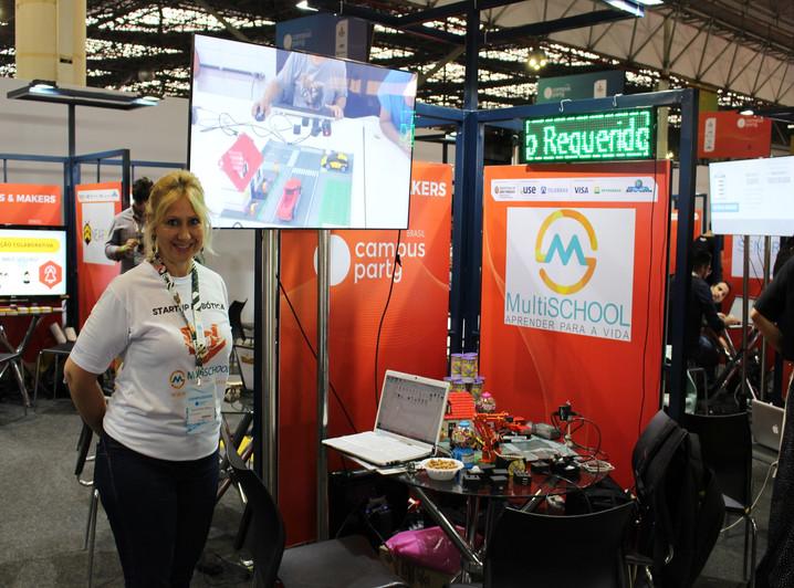 MultiSchool é Destaque na Campus Party 11!
