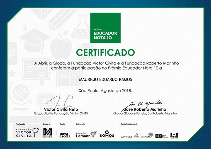 Nosso projeto de Ensino de Robótica Infantil fica entre os melhores projetos de educação do Brasil!