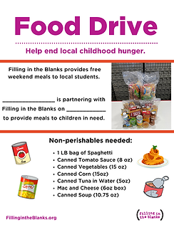 Copy of Food Drive Filling in the Blanks Flyers.png