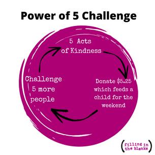 Power of 5 Challenge