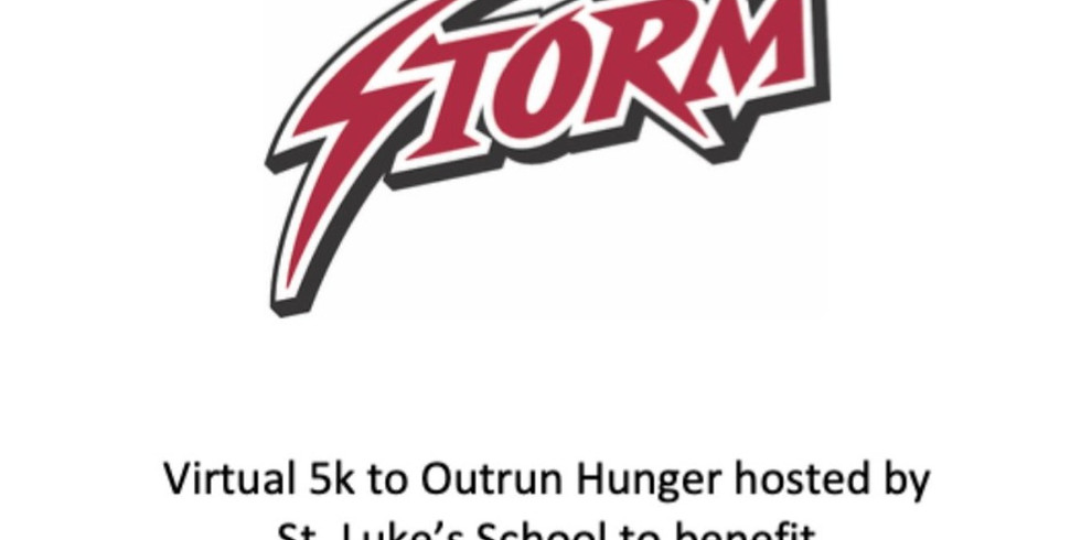 Virtual 5k hosted by St. Luke's School to benefit Filling In The Blanks