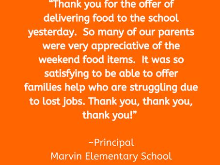 Principal-Marvin Elementary School