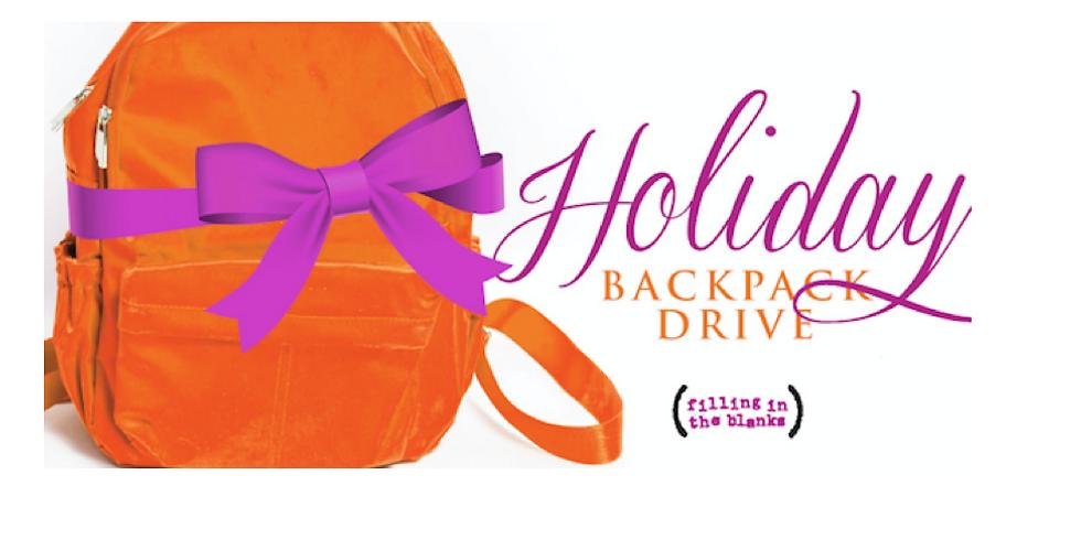 Holiday Backpack Program