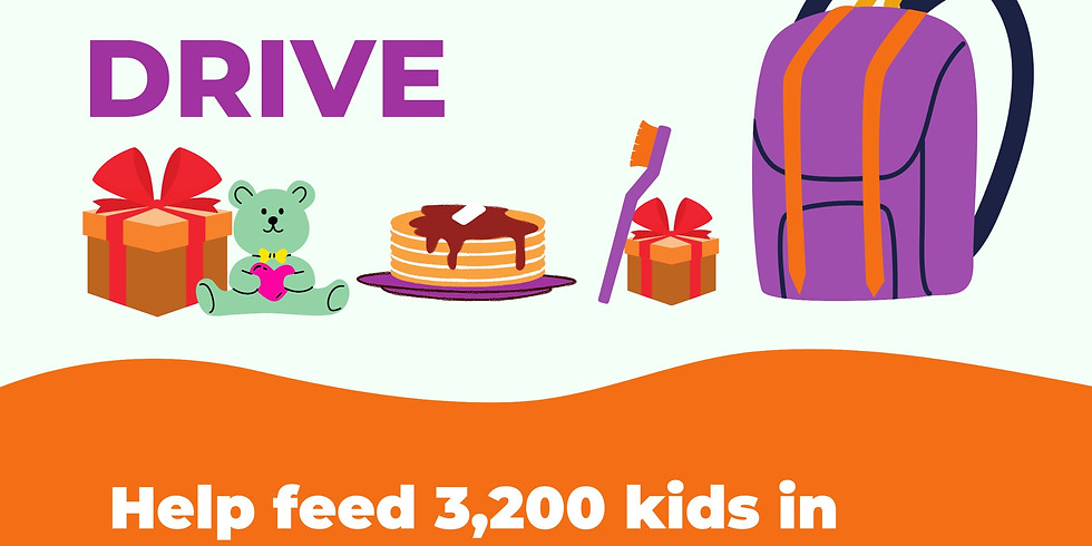 Holiday Backpack Drive