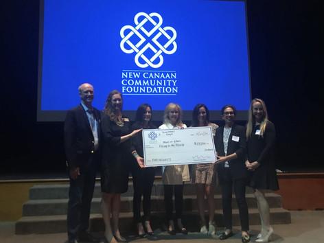 New Canaan Community Foundation Awards $
