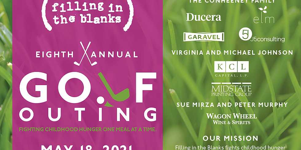 Eighth Annual Golf Outing