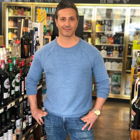 Meet Paul Jordanopoulos, Owner of Wagon Wheel Fine Wines & Spirits