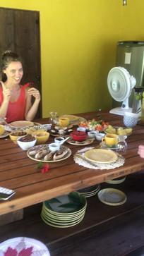 What do we eat today Katja? :)