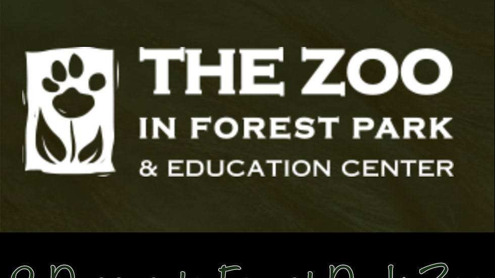 2 Passes to Forest Park Zoo