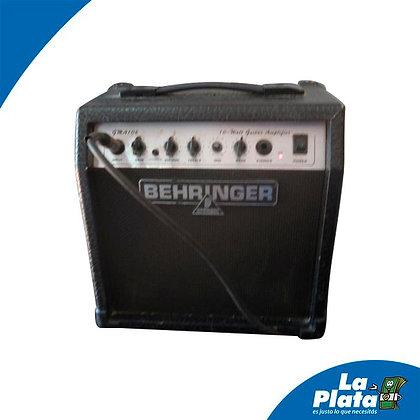 Amplificador de Sonido para Guitarra