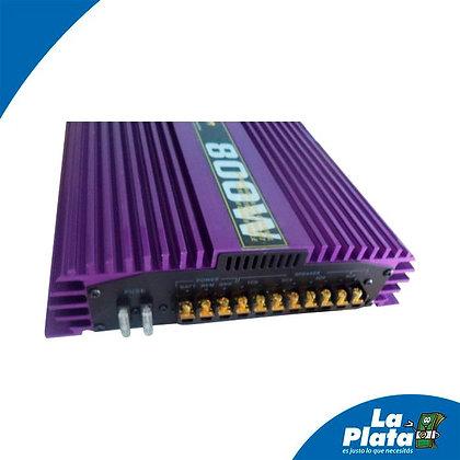 Amplificador de Sonido p/ Auto