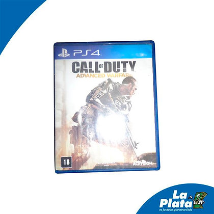 Disco de Juego; Call Of Duty Advance Warfare