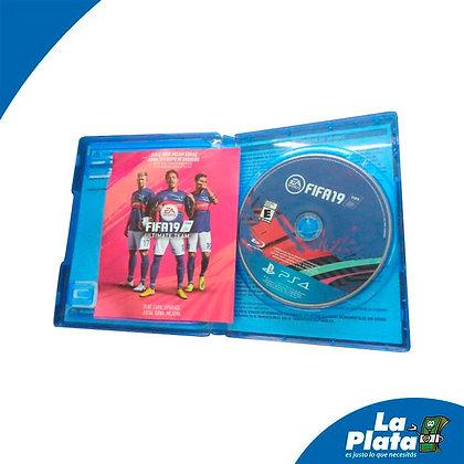Disco de juego - Fifa 19