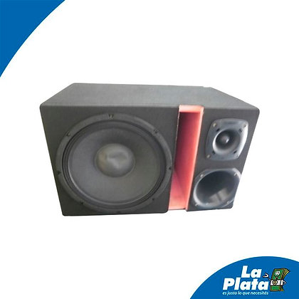 Caja c/ parlante p/ Auto
