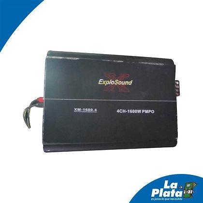 Amplificador de Sonido para Auto