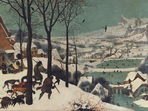 «Мисливці на снігу» Пітера Брейгеля Старшого