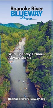 Roanoke River Blueway Brochure