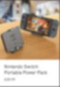 Nintendo Switch Portable Power Pack