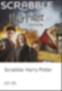 Harry Potter Scrabble