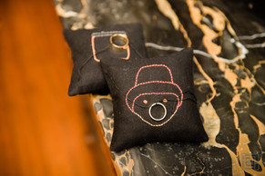 custom made ring bearers pillow