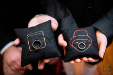 custome made ring bearers box