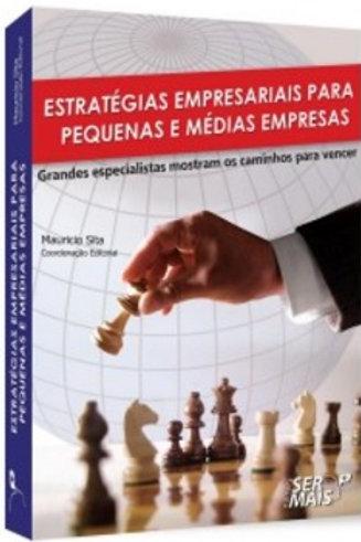 Livro: ESTRATÉGIAS EMPRESARIAIS PARA PMEs