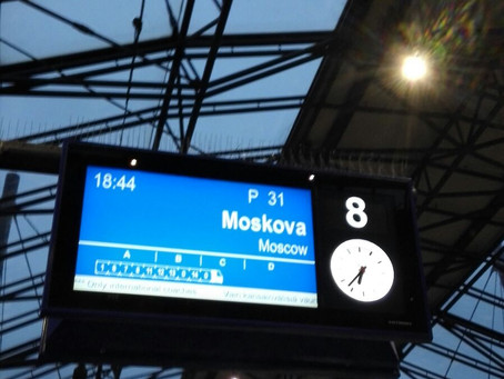 Escape to Moscow – InsideOut creative team on the move!