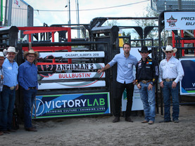 """Mixing it Up for Mental Health"": VictoryLab helps raise funds for Calgary Mental Health A"