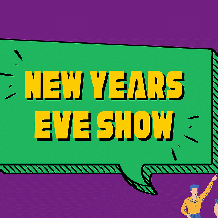 New Year's Eve Party   Dec 31   Thurs @ 8PM