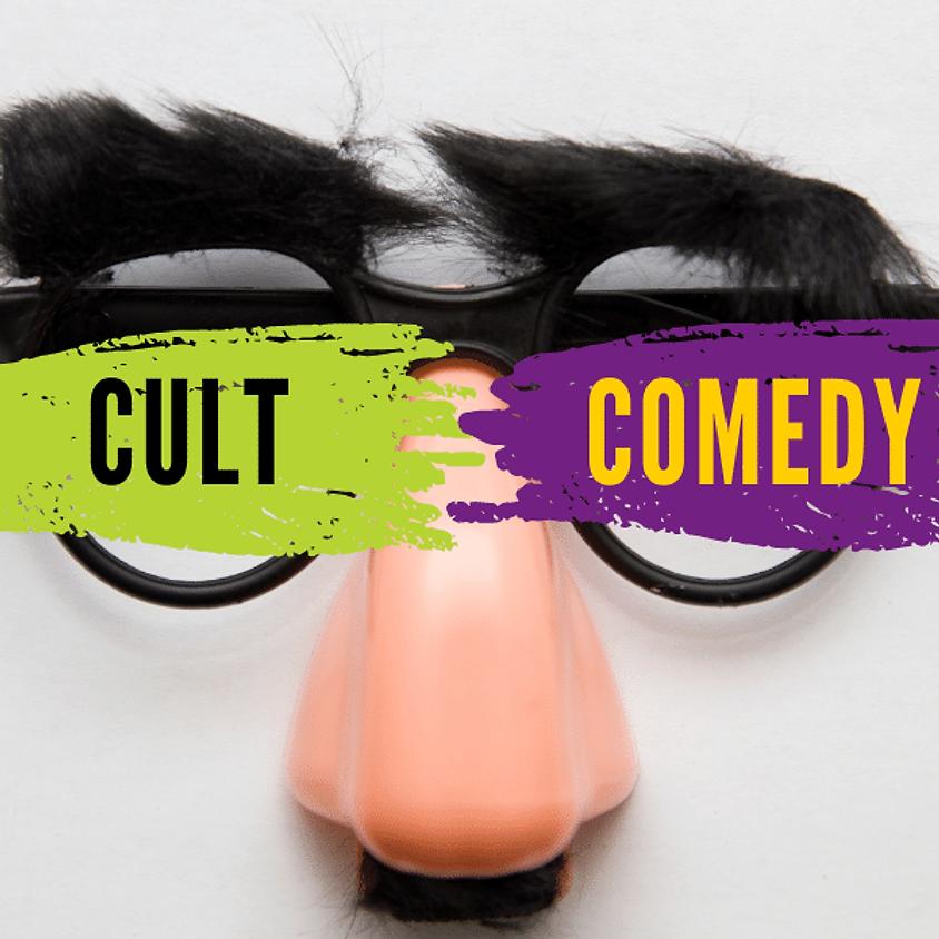 Cult Comedy   Dec 3   Thursday @ 8pm