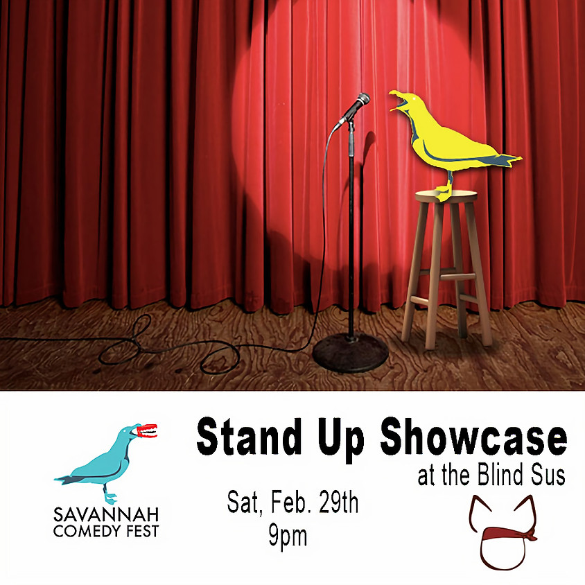 Savannah Comedy Fest - Stand Up Showcase   Saturday