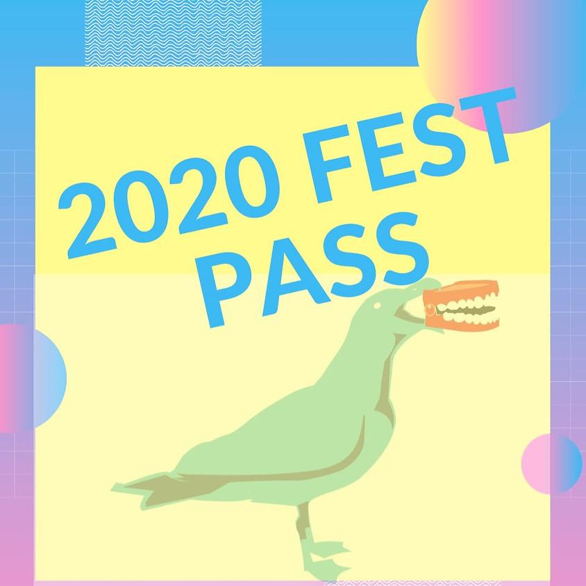 Savannah Comedy Fest - 2020 Pass