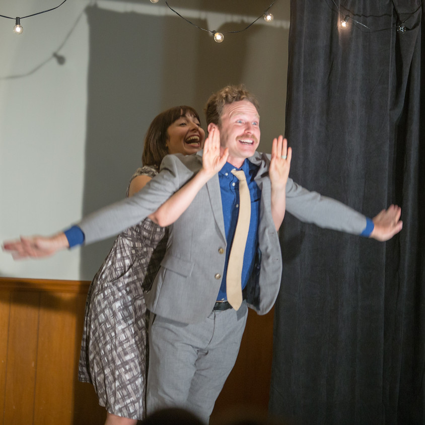 Front Porch Improv: Fun House Show - Saturday Night