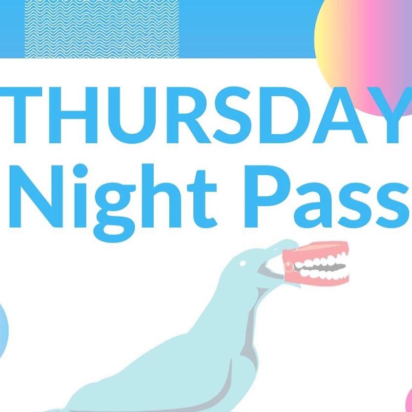 Savannah Comedy Fest - Thursday Night Pass