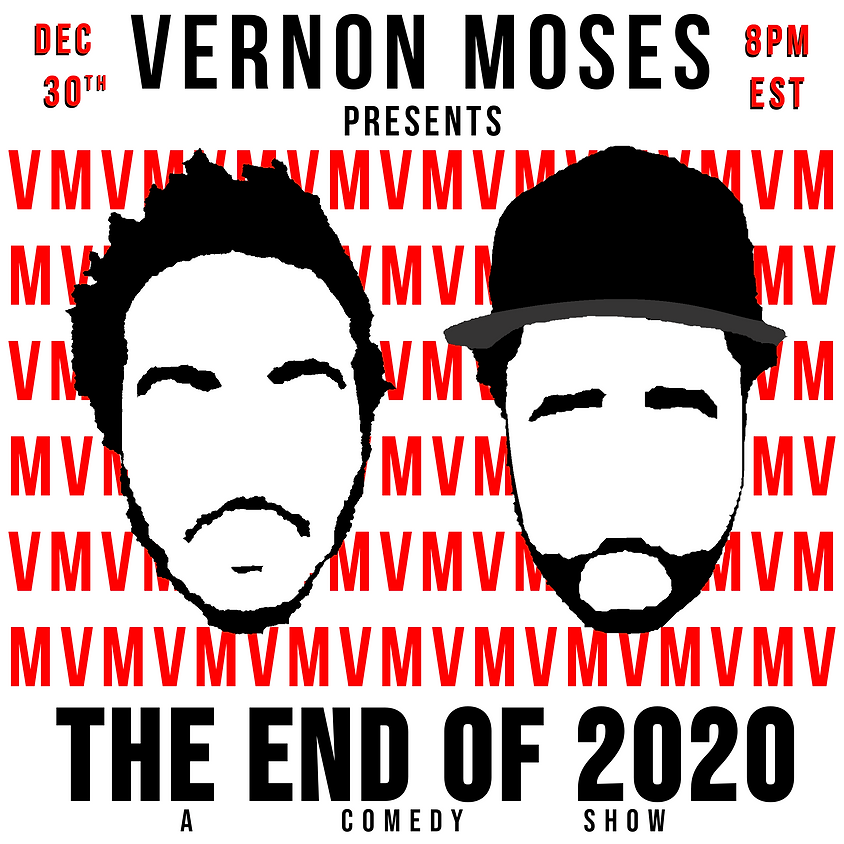 The End of 2020 | Dec 30 | Wednesday @ 8pm