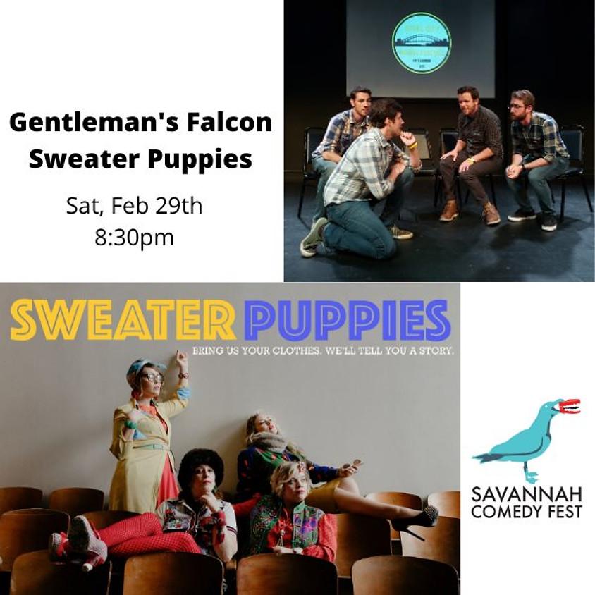 SAV Comedy Fest -  Saturday @ 8:30