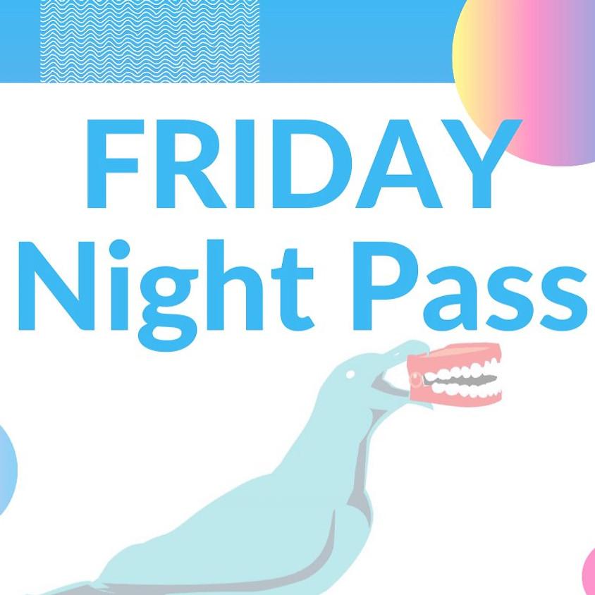 Savannah Comedy Fest - Friday Night Pass