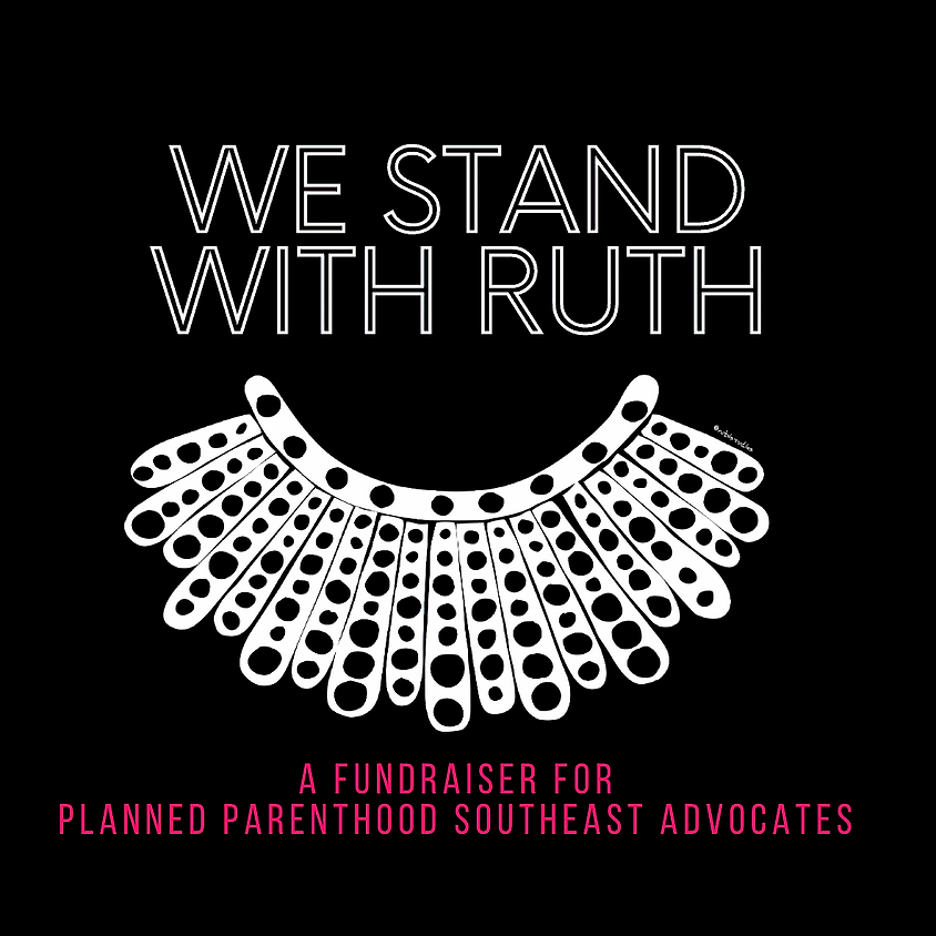 We Stand with Ruth   Online Event   Thursday at 8pm