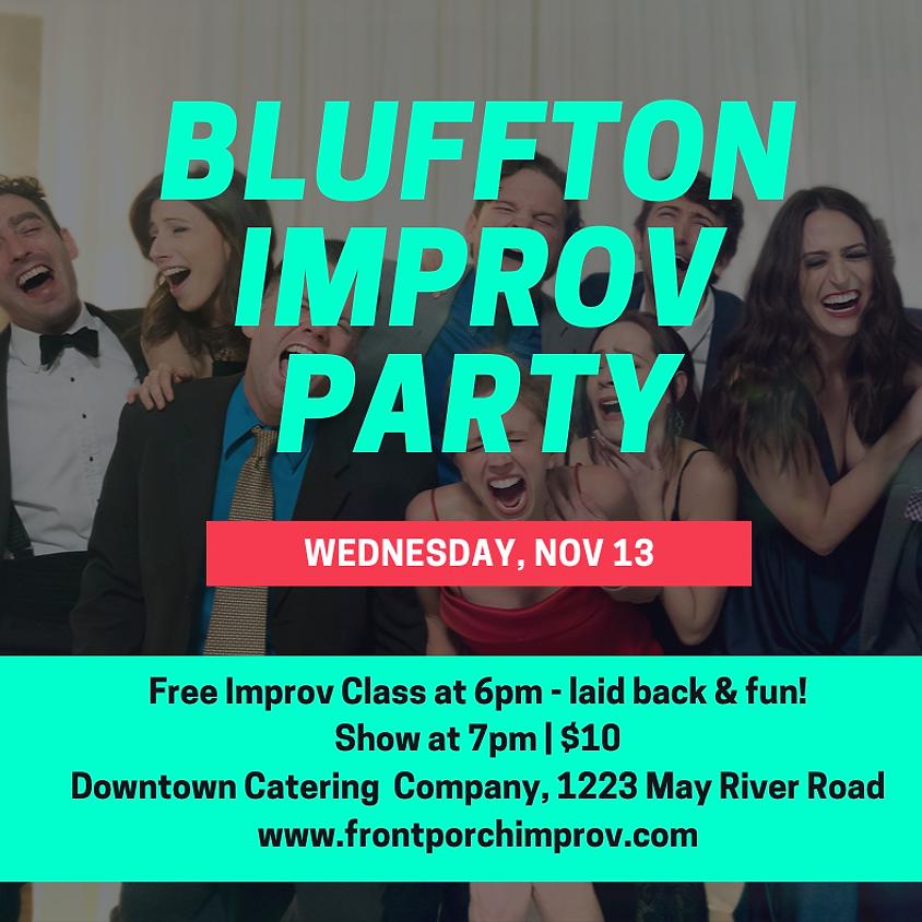 SHOW: Bluffton Improv Party - Wednesday Night
