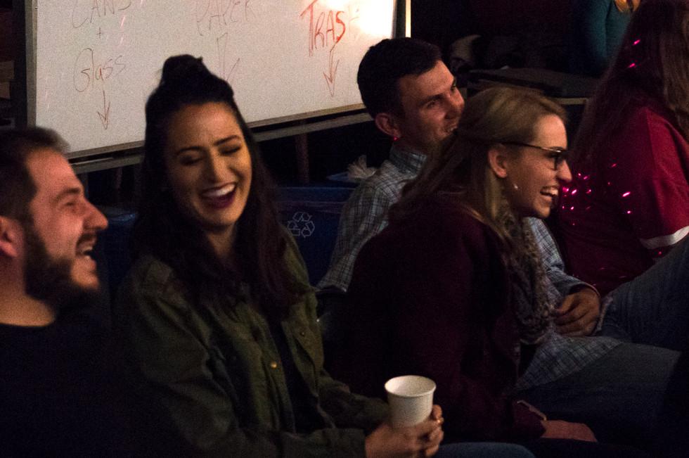 Audience, January 2018