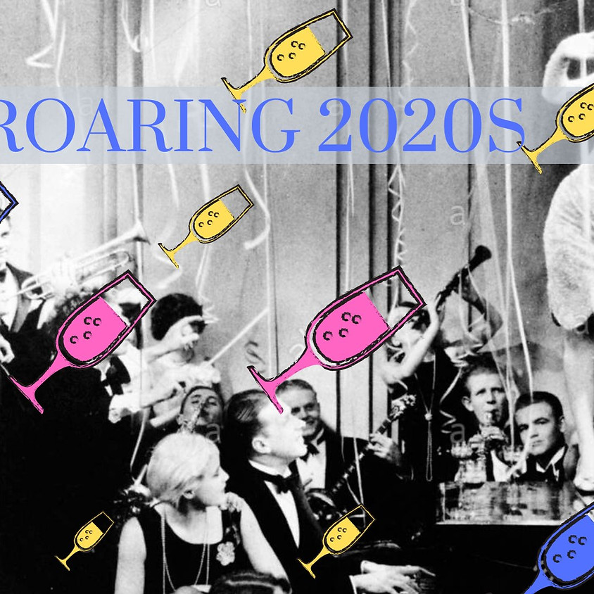 New Year's Eve: Roaring 2020s Comedy Party