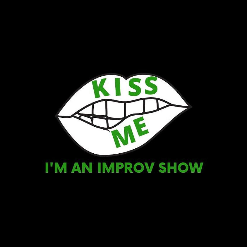 Front Porch Improv: Kiss Me, I'm an Improv Show! - Tuesday Night