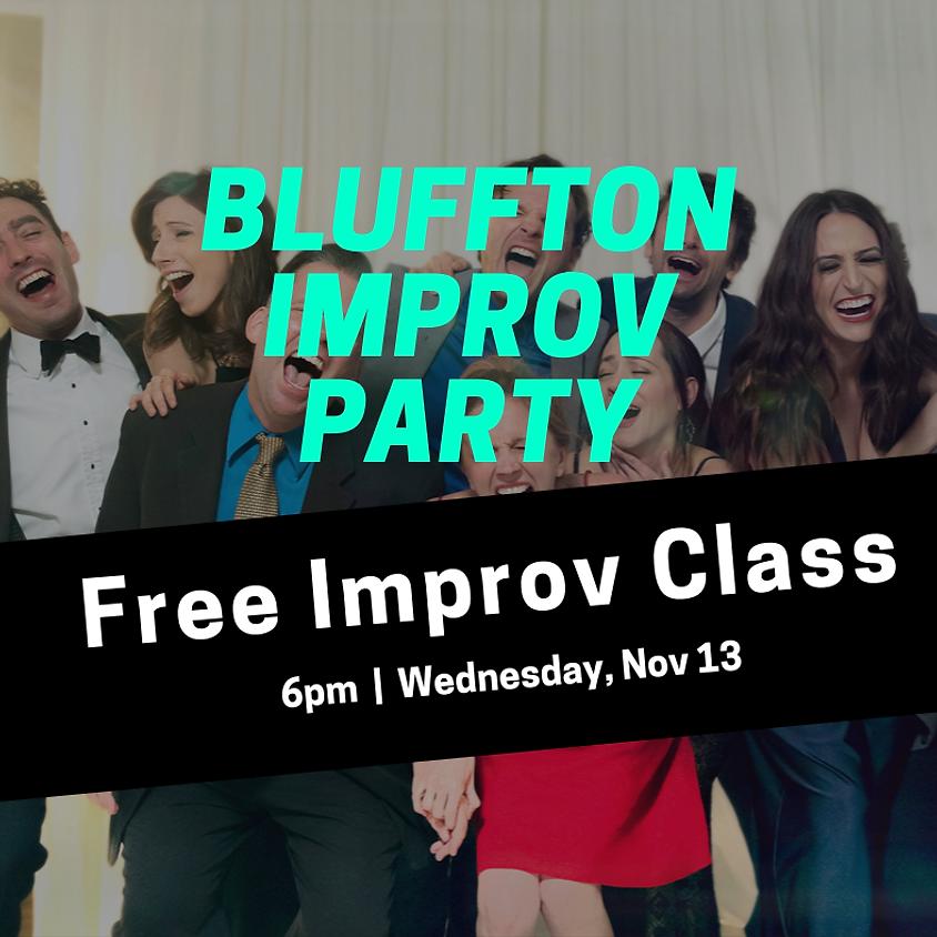 FREE IMPROV CLASS - Wednesday Night