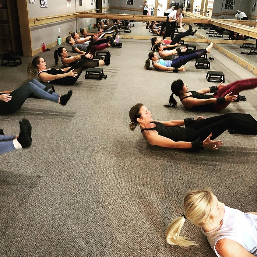 Pop Up Event with Pure Barre
