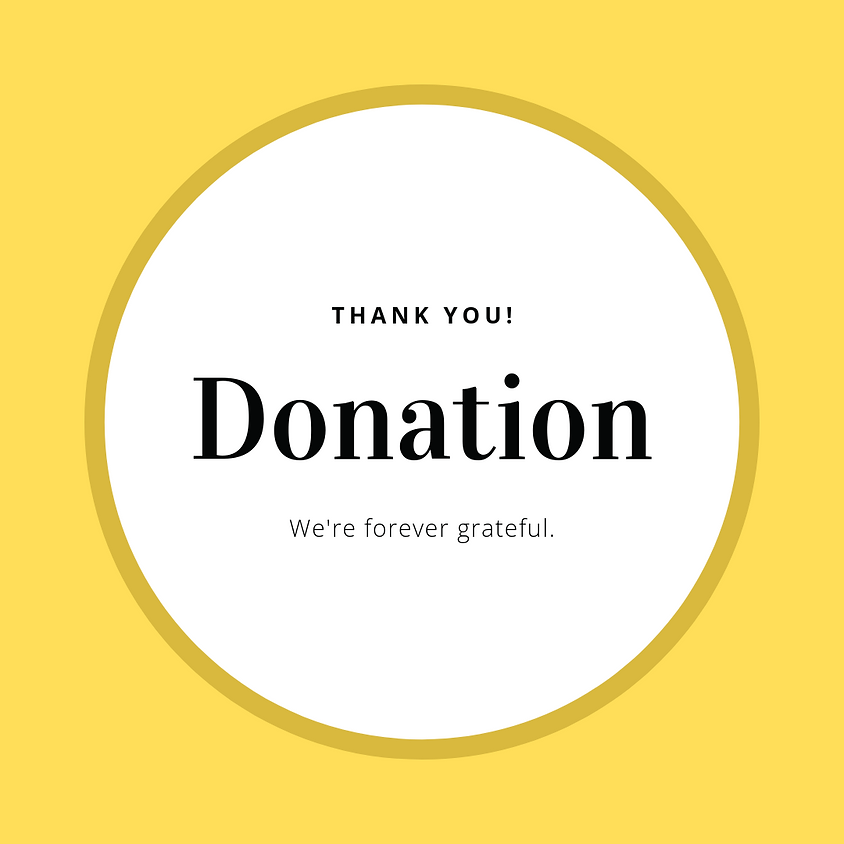 Donation to Help Front Porch Improv during the Coronavirus
